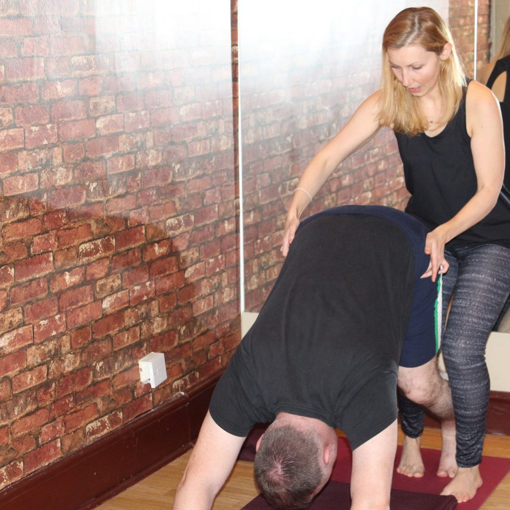 One to One Yoga Class Marylebone London