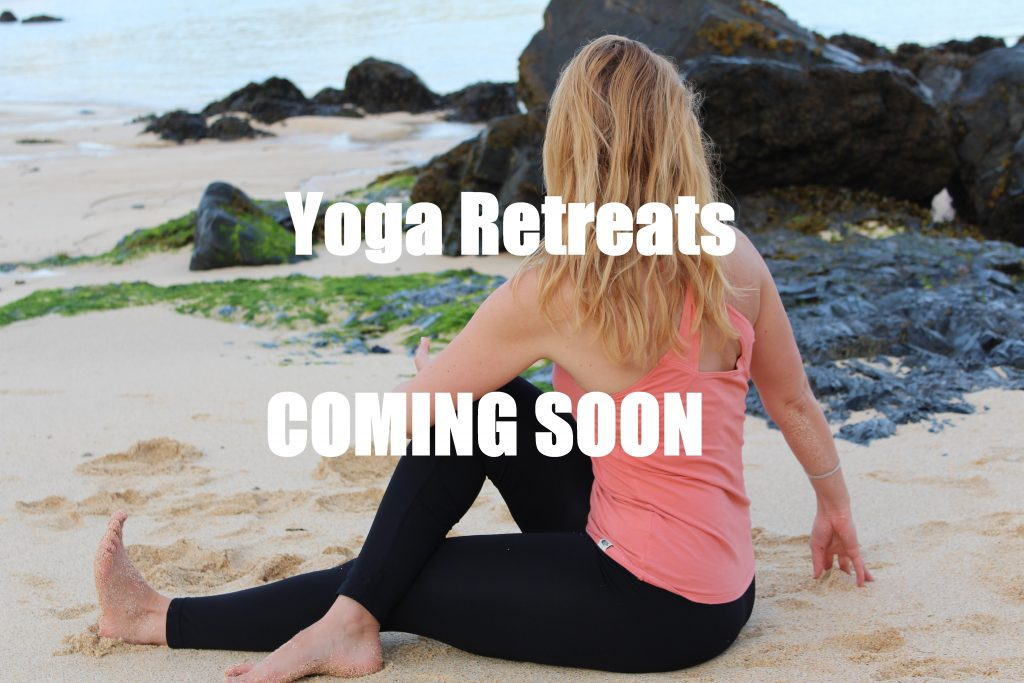 Yoga Retreats with KN Yoga
